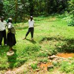 The Water Project: Wajumba Community, Wajumba Spring -  At The Water Source