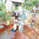The Water Project: Ichinga Primary School -  Well In The Community