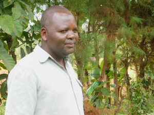 The Water Project:  Ernest Murunga