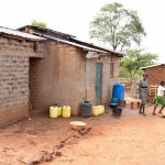 The Water Project: Kathamba Ngii Community -  Water Storage