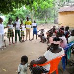 The Water Project: DEC Mathen Primary School -  Community Training