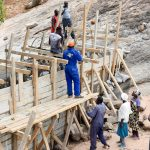 The Water Project: Maluvyu Community D -  Sand Dam Construction