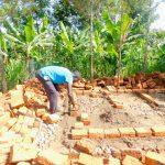 The Water Project: Eshikufu Primary School -  Latrine Construction