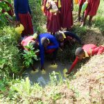 The Water Project: Shibinga Primary School -  Fetching Water