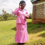 The Water Project: Sikhendu Primary School -  Headteacher Carolyne Musonye