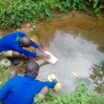 The Water Project: Koitabut Primary School -  Fetching Water