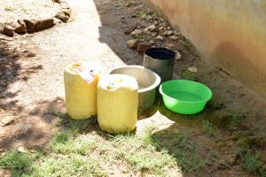 The Water Project:  Water Fetching Containers
