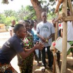 The Water Project: Modia Community, 63 Spur Road -  Handwashing Training