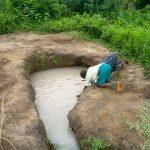 The Water Project: Karagalya Kawanga Community -  Children Fetching Water