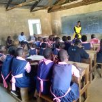 The Water Project: Friends Kaimosi Demonstration Primary School -  Ongoing Sanitation And Hygiene Training