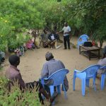 The Water Project: Kyetonye Community A -  Community Training