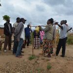 The Water Project: Kyetonye Community -  Handwashing Station Demonstration