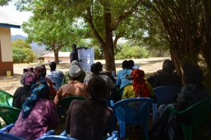 The Water Project:  Facilitator Leads Training