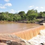 The Water Project: Kithuluni Community B -  Sand Dam