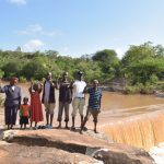 The Water Project: Kithuluni Community B -  Thumbs Up For A New Sand Dam