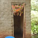 The Water Project: Ivumbu Community A -  Bathroom
