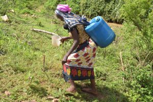 The Water Project:  Carrying Water Home