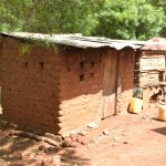 The Water Project: Ivumbu Community A -  Kitchen Building