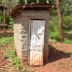 The Water Project: Ivumbu Community A -  Latrine Building