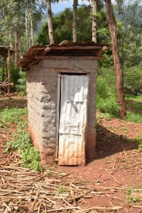 The Water Project:  Latrine Building