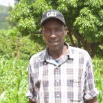 The Water Project: Ivumbu Community -  Silas Kathungu
