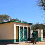 The Water Project: Kakunike Primary School -  Boys Latrines