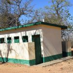 The Water Project: Kakunike Primary School -  Girls Latrines Block Two