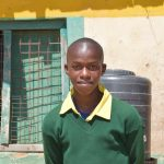 The Water Project: Kakunike Primary School -  Joseph Mwaniki