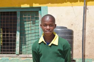 The Water Project:  Joseph Mwaniki