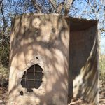 The Water Project: Kakunike Primary School -  Old Latrines