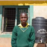 The Water Project: Kakunike Primary School -  Sarah Kioko