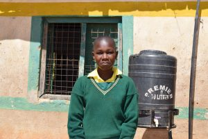 The Water Project:  Sarah Kioko