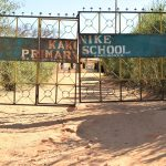 The Water Project: Kakunike Primary School -  School Grounds Entrance