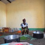The Water Project: Kakunike Primary School -  School Kitchen And Cook