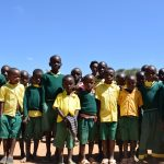 The Water Project: Kakunike Primary School -  Students
