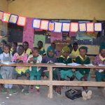 The Water Project: Kakunike Primary School -  Students In Class