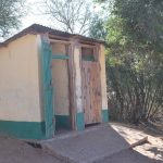The Water Project: Kakunike Primary School -  Girls Latrines Block One