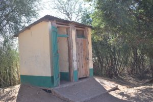The Water Project:  Girls Latrines Block One