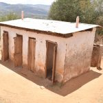 The Water Project: Maviaume Primary School -  Boys Latrines
