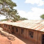 The Water Project: Maviaume Primary School -  Classroom Block