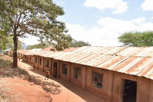 The Water Project:  Classroom Block