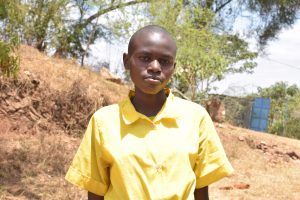 The Water Project:  Student Mueni