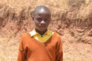 The Water Project:  Student Musyoki