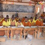 The Water Project: Maviaume Primary School -  Studying In Class