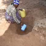 The Water Project: Murwana Primary School -  Fetching Water