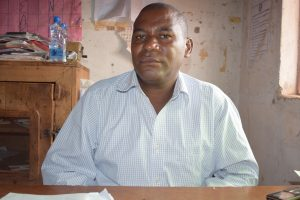 The Water Project:  Isaac Kariuki