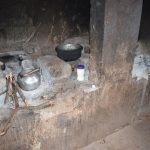 The Water Project: Murwana Primary School -  Kitchen Cook Stove