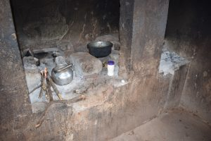 The Water Project:  Kitchen Cook Stove