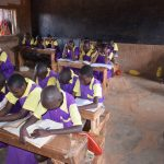 The Water Project: Murwana Primary School -  Students In Class