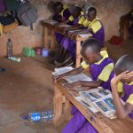 The Water Project: Murwana Primary School -  Studying